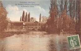 24 - DORDOGNE / 24709 - Parcoul - Les Moulins Et Glacières Hydrauliques - Andere Gemeenten