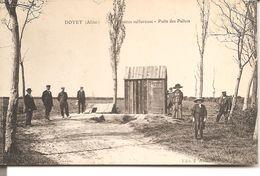 DOYET (Allier)  Source Sulfureuse-Puits Des Pallois, Trés Bon état ( Voir Scan )superbe - Otros Municipios