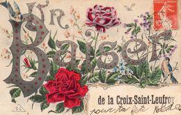 LA CROIX SAINT LEUFROY - France
