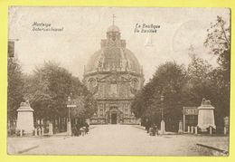 * Scherpenheuvel Zichem - Montaigu (Vlaams Brabant) * (D. Stalmans - Adriaens) La Basilique, Basiliek, église, Rare - Scherpenheuvel-Zichem