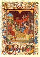 Les Images De Georges Delclausse à Cordes - Concert Au XV E S. - 2263 - Contes, Fables & Légendes