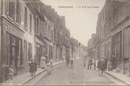 Corbigny- La Rue Des Forges - Corbigny