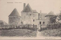 Verneuil Chateau Féodal - Frankreich