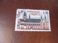 FRANCE  TIMBRE  OBLITERATION CHOISIE YVERT N° 2002 - Francia