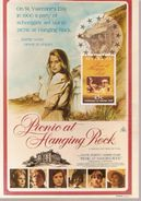 Australia & Maximum Card, 100 Years Of Cinema, Classics, Picnic At Hanging Rock  1995 (1481) - Cartoline Maximum