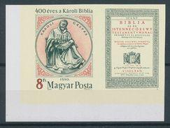 1990. The Karoli Bible Is 400 Years Old - Hongrie
