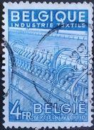 BÉLGICA 1948 National Industry. USADO - USED. - Bélgica