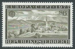 1977 EUROPA CEPT AUSTRIA MNH ** - R36-2 - Europa-CEPT