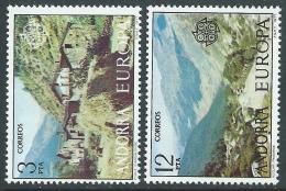 1977 EUROPA CEPT ANDORRA SPAGNOLA MNH ** - R36-2 - 1977