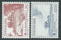 1977 EUROPA CEPT DANIMARCA MNH ** - R36-2 - 1977