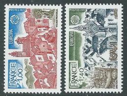 1977 EUROPA CEPT FRANCIA MNH ** - R36-3 - Europa-CEPT