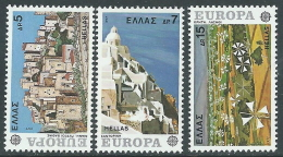 1977 EUROPA CEPT GRECIA MNH ** - R36-3 - Europa-CEPT