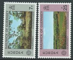 1977 EUROPA CEPT GUERNESY MNH ** - R36-3 - Europa-CEPT