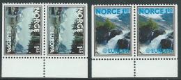 1977 EUROPA CEPT NORVEGIA MNH ** - R36-4 - 1977