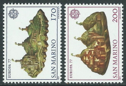1977 EUROPA CEPT SAN MARINO MNH ** - R36-4 - Europa-CEPT
