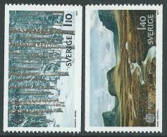 1977 EUROPA CEPT SVEZIA MNH ** - R36-4 - Europa-CEPT