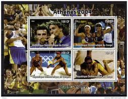 CONGO  BF ( 2004 )  * *    Jo 2004   Volley Ball - Volley-Ball