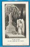 Bidprentje Van (oorlogslachtoffer) - Hubert Valkeneers - 's Heeren-Ekeren - Tongeren - 1930 - 1944 - Devotion Images