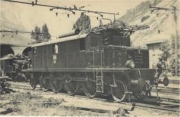 LOCOMOTIVES ITALIENNES - 1 D 1 , Série E 432 - Italy