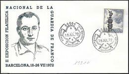 Spagna/Spain/Espagne: Guardia Nazionale Di Francisco Franco, Garde Nationale De Francisco Franco, National Guard Of Fran - Police - Gendarmerie