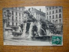 Lyon , La Fontaine Bartholdi - Lyon