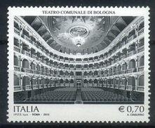 Italy 2013 Bologna Theatre - 6. 1946-.. Repubblica