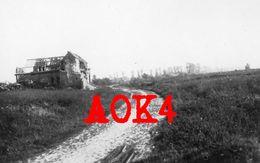 59 NORD VERLINGHEM Armentieres 1917 1918 Frelinghien Houplines Nordfrankreich RIR 91 - Sonstige Gemeinden