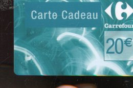 CA0124   CARTE CADEAU FRANCE A VOIR - Cartes Cadeaux