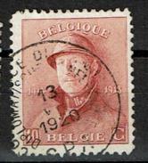 168  Obl  Conférence Diplomatique Spa - 1919-1920 Roi Casqué