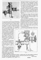 LES CARBURATEURS ( EMPLOI Du PETROLE LAMPANT Et Des HUILES LOURDES  ) 1906 - Non Classés
