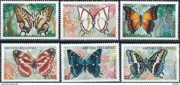 Grenada Grenadines  Butterflies - Vlinders