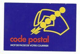 LA POSTE CODE POSTAL - Postal Services