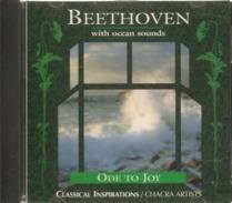 """CD     Beethoven  """"  With  Ocean  Sounds  """"  Ode To Joy   De  1991    Avec  2  Titres De 26 Minutes   Chacun - Klassik"""