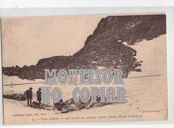 Les Pyrenees, Pays DÁRAN, Old Postcard - Non Classés