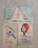 WW II - 1939 - 1945 : TRACT : EMPRUNT - BONS DE LA LIBERATION .  1944-1945 . - Historische Dokumente