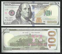 USA . BILLET DE 100 DOLLARS . FACTICE . - Estados Unidos
