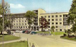 Ljungby, Lasarettet, Hospital - Sweden