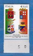 Italia ** - Anno 2002 - MISSIONE Di PACE . Unif. 2665.    Vedi Descrizione. - 2001-10:  Nuovi