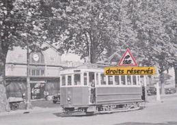 Motrice Du Tram (ligne 3) Devant La Gare à Nancy (54) - - Nancy