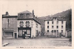 Blesle La Poste Et La Gendarmerie (Pharmacie) - Blesle