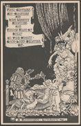 A Cornish Litany, Halloween, C.1920 - Stan T Chaplin Postcard - Fairy Tales, Popular Stories & Legends
