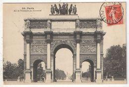 75 - PARIS 1 - Arc De Triomphe Du Carrousel - 38 - Arrondissement: 01