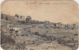 20 Haute Corse Costa Roca   Commune De  Canavaggia - Andere Gemeenten