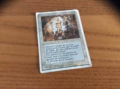 Carte Magic The Gathering «Potion D'albatre «Illus. Harold Mcl Teill - Schwarz