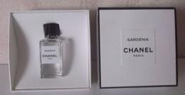 """MINIATURE CHANEL """"LES EXCLUSIFS - GARDENIA"""" - Eau De Parfum 4 Ml - - Miniatures Modernes (à Partir De 1961)"""