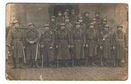 België 1921 Militair Zottegem MP 2 Scans - Militaria