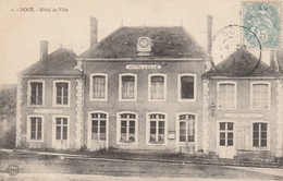 61 - NOCE - Hôtel De Ville - France