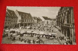 Baden Wuerttemberg Freiburg Markt Beim Hauthaus Und Munster NV - Sin Clasificación