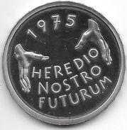 *switzerland 5 Francs 1975  Km 53   Bu - Suiza