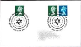 350 Anos COMUNIDAD JUDIA En GB - 350 Years Jewish Community In GB. London 2006 - Jewish